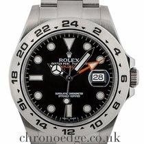 Rolex Explorer II Steel 216570