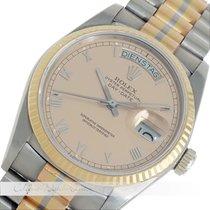 Rolex Day Date Weißgold 18039