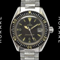 "Omega Seamaster 300 Date ""Big Triangle"" Unpolished Superb"