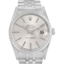Rolex Datejust Steel Silver Dial Automatic Vintage Mens Watch...
