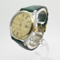 Rolex Oyster Date Just Stahl Gold Automatik