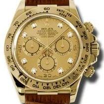 Rolex Cosmograph Daytona 116518 116518-GLDDBR Champagne...