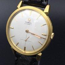 Omega -VINTAGE 750er-Gelbgold--Automatic-