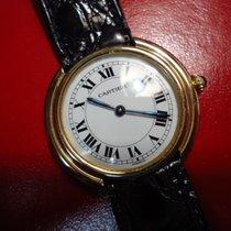 Cartier Vendome Ronde oro 18 k ,caballero