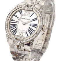 Roger Dubuis RDDBVE0009 Velvet Ladies Automatic in White Gold...