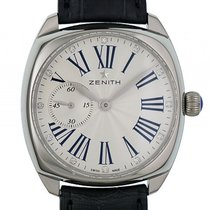 Zenith Star Stahl Diamond Automatik 33x33mm