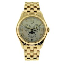 Patek Philippe Complication 5035J 18K Solid Yellow Gold