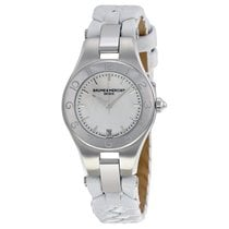 Baume & Mercier Ladies M0A10117 Linea Mother Pearl  Watch
