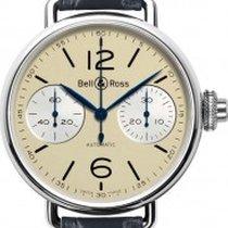 ベルアンドロス (Bell & Ross) WW1 Chronographe Monopoussoir...