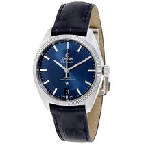 Omega 13033392103001 Constellation Globemaster 39 Blue Men's
