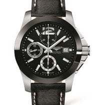 Longines Conquest Chrono Ceramic
