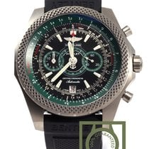 Breitling Bentley Supersports Light Body 49mm Titanium Limited...