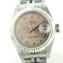 ロレックス (Rolex) Ladies Datejust Stainless Steel Pink 79174...