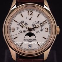 パテック・フィリップ (Patek Philippe) Annual Calendar Rose gold full set...