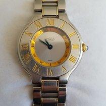 까르띠에 (Cartier) Must 21 Ref. 1340 - Ladies Watch