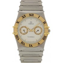 Omega Constellation Day Date 18k YG/ SS 1980142