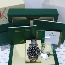 "Rolex GMT Master II ""Oman"" Logo - 116710LN"