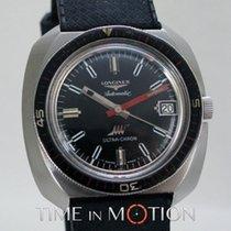 Longines Vintage  Ultra Chron Date Bakelite Bezel 7970-1