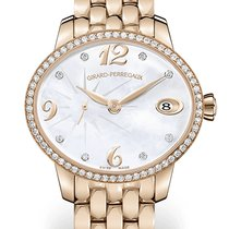 Girard Perregaux CAT'S EYE SMALL SECONDS Pink Gold Dial...