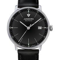 Junkers Bauhaus 6070-2 Herrenuhr