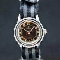 Omega Handaufzug Black Tropical Dial anno 1939