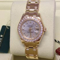 Rolex Pearlmaster 80298 Yellow Gold - 29mm Serviced By Rolex