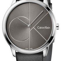 ck Calvin Klein minimal Herrenuhr K3M211C3