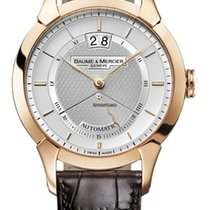 Baume & Mercier William Baume oro rosa 18kt ed limitada