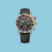 Maurice Lacroix PONTOS S Extreme Index orange-schwarzes...