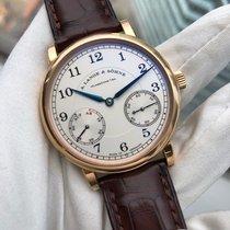 朗格 (A. Lange & Söhne) 1815 Chronograph White Gold 402.026
