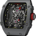 Richard Mille Limited Editions Rafael Nadal Tourbillon RM 027-01