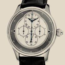 Jaquet-Droz Complication Chaux-de-Fonds  Chrono Monopusher Watch