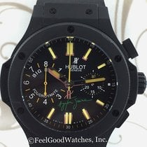 Hublot 309.CM.134.RX.AES07 Ayrton Senna Foundation Big Bang,...