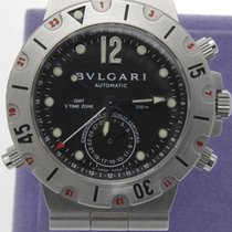 Bulgari Diagono Pro Acqua GMT