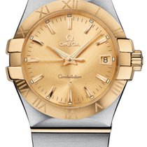 Omega Constellation Quartz 35mm 123.20.35.60.08.001