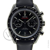 Omega Speedmaster Moonwatch Dark Side of the Moon New-Full Set