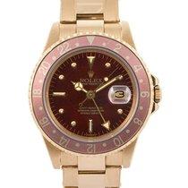 ロレックス (Rolex) Gmt-master In Oro Giallo 18kt Ref. 16758