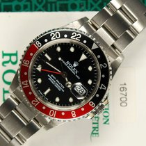 Rolex GMT Master 16700 coke B/P 1995