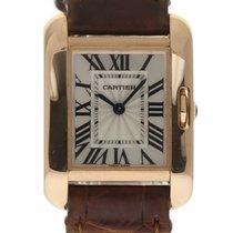 Cartier Tank Anglaise W5310027 Rose Gold Quartz Box/Papers #I1697