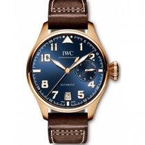 IWC Big Pilot  Blue Dial Le Petit Prince Limited Edition