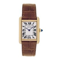 Cartier Tank Louis Quartz Ladies Watch Ref W1529856