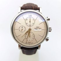 IWC Portofino Chronograph Steel 42mm IW391007