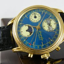 Georges Gay Phases of the Moon Calendar Automatic Valioux 7751...