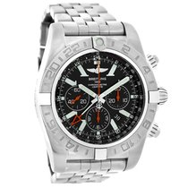 Breitling Chronomat GMT Mens Automatic Chronograph Watch...