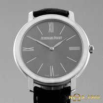 Audemars Piguet Jules Audemars 18K white Gold  38mm Ultra thin...