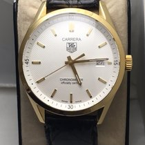 Ταγκ Χόιερ (TAG Heuer) Carrera Chronometer certified 18k gold