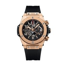 Χίμπλοτ (Hublot) Big Bang 45mm Unico King Gold Watch