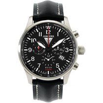 Junkers Hugo 6684-2 Quartz Watch With Swiss Ronda Movement...