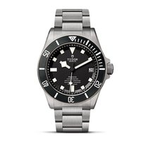 Tudor PELAGOS 42mm Dial Black Bezel Men Titanium 25600 TN