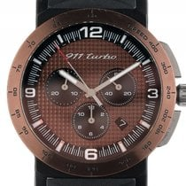 Porsche Design Driver´s Selection Chronograph Stahl Bronze...
